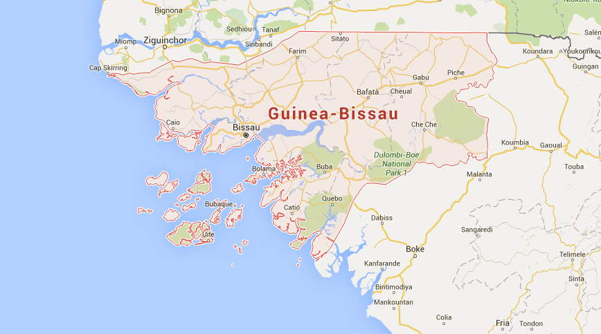 Muslimworldlinkcom Economy Business Education And Tourism - Guinea bissau map