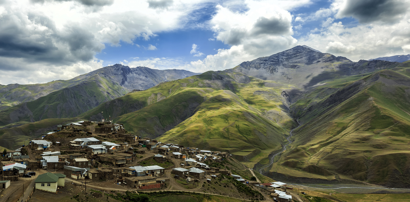 Khinalig-Highest Village of Europe Azerbaijan