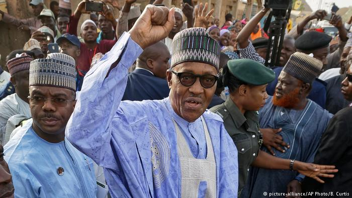 President Buhari re elected