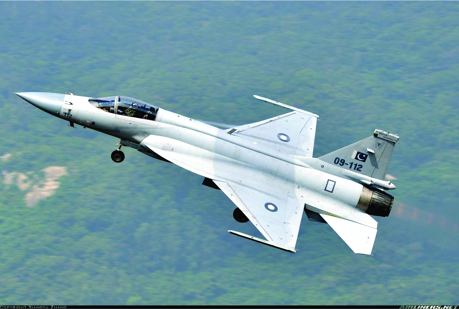 Pakistan own built fighter jet JF-17 Thunder