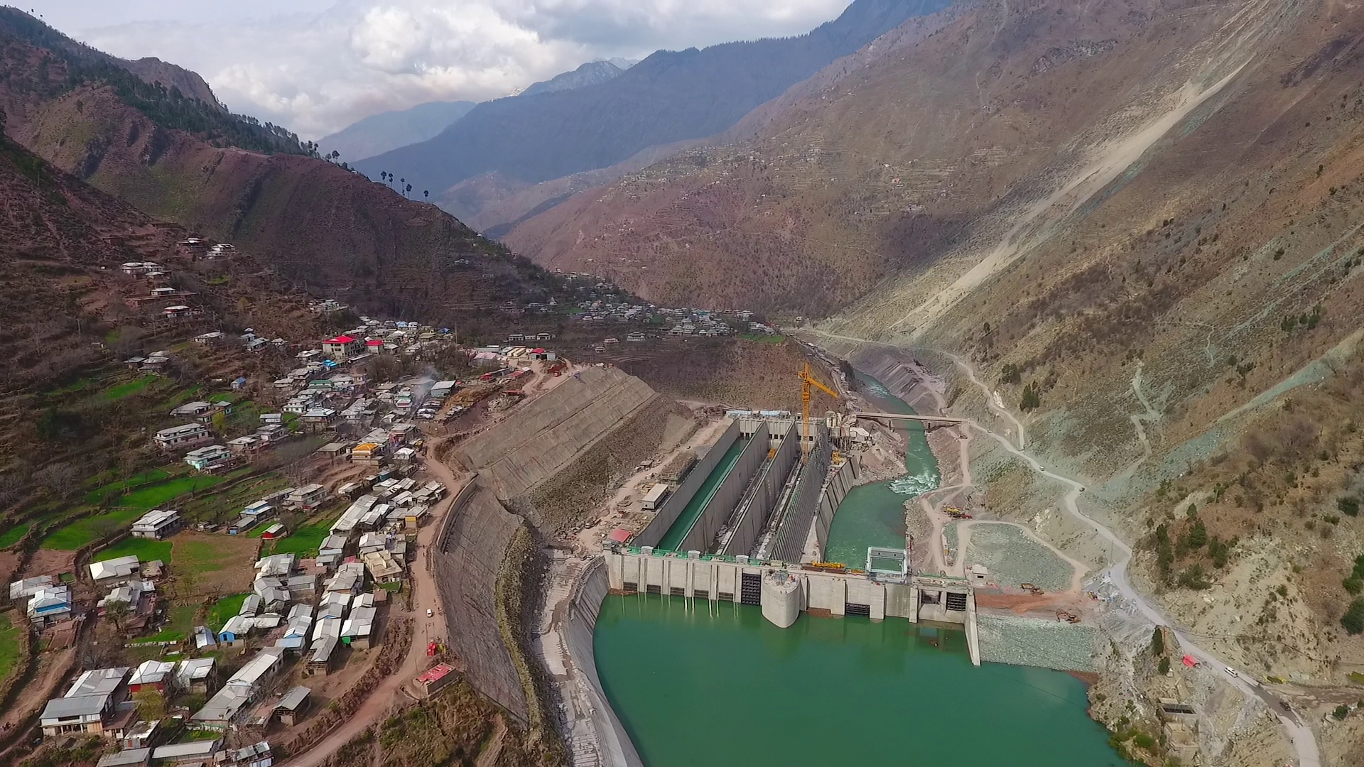Neelam Jehlam Hydropower Project