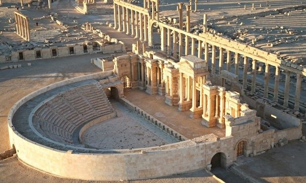 Roman Theatre of Palmyra